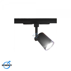 Synerjy GU10 Track Light Matt Black