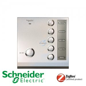 Schneider ULTI EZinstall3 FreeLocate 6 Key Switch