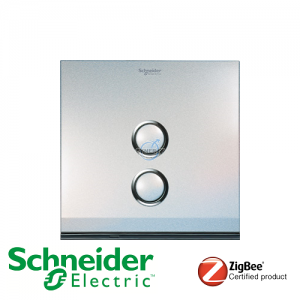Schneider ULTI EZinstall3 2 Gang Switch
