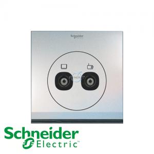 Schneider ULTI TV & FM Socket