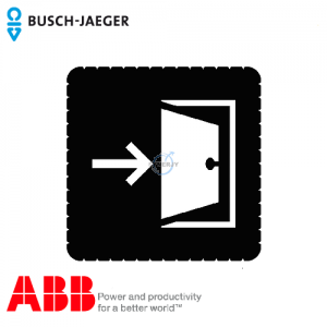 Busch-iceLight® 標誌牌 (Exit)