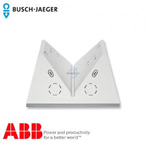 Busch-Watchdog 天花板 / 牆角 接頭 (白色)