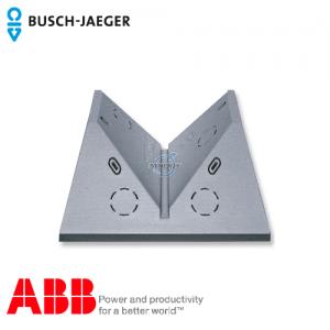 Busch-Watchdog 天花板 / 牆角 接頭 (銀色)