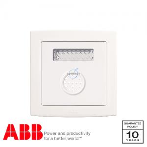 ABB Concept bs 聲控 及 光控開關 白