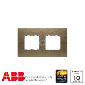 ABB Millenium 兩位 邊框 古董金