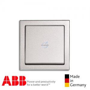 ABB future® linear 单位 开关掣 铝银色