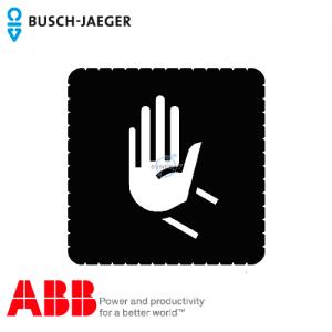 Busch-iceLight® 标志牌 (Please do not disturb!)