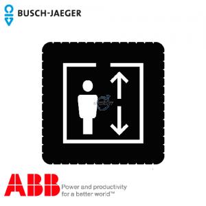 Busch-iceLight® 标志牌 (Elevator)