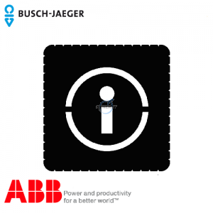 Busch-iceLight® 标志牌 (Information point)