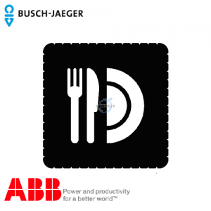 Busch-iceLight® 标志牌 (Restaurant)