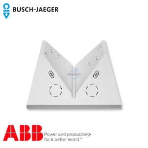 Busch-Watchdog 天花板 / 墙角 接头 (白色)