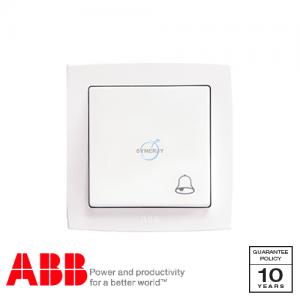 ABB Concept bs 门钟 开关掣 白