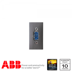 ABB Millenium 单位 VGA 插座