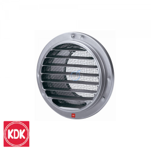 KDK 浴室宝 不锈钢 通风道罩 (有滤网) (VGX100K)