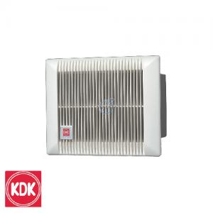 KDK 浴室用 驳喉式 抽气扇
