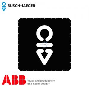 """Busch-iceLight® 标志牌 (""""Busch-Jaeger"""" logo)"""