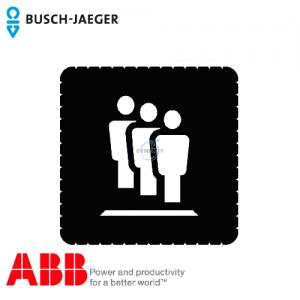 Busch-iceLight® 标志牌 (Please wait!)