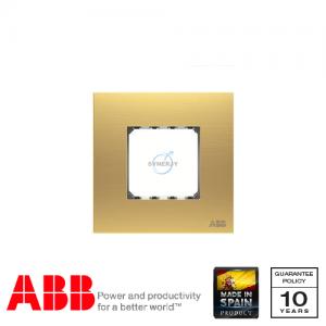 ABB Millenium 单位 边框 磨砂金