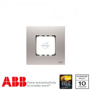 ABB Millenium 单位 边框 不锈钢