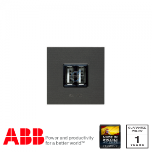 ABB Millenium USB 充电 插座