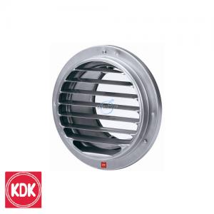 KDK 浴室宝 不锈钢 通风道罩 (VCX100K)