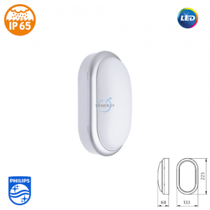 飞利浦 WL008C SmartBright IP65 LED 防水灯 (椭圆型)