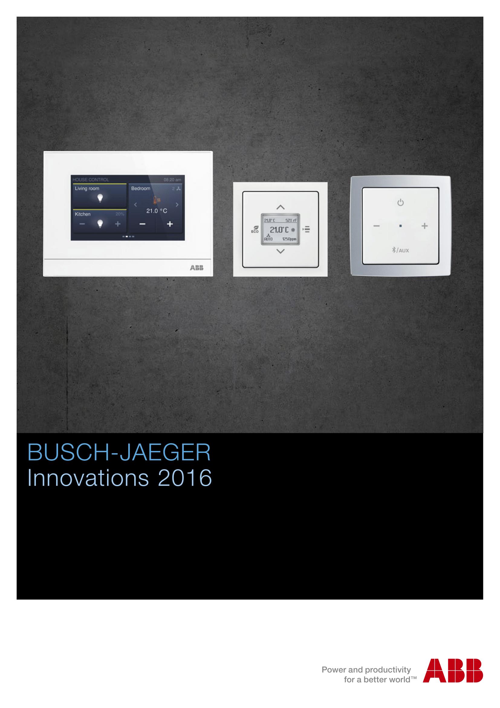 ABB Innovations Order