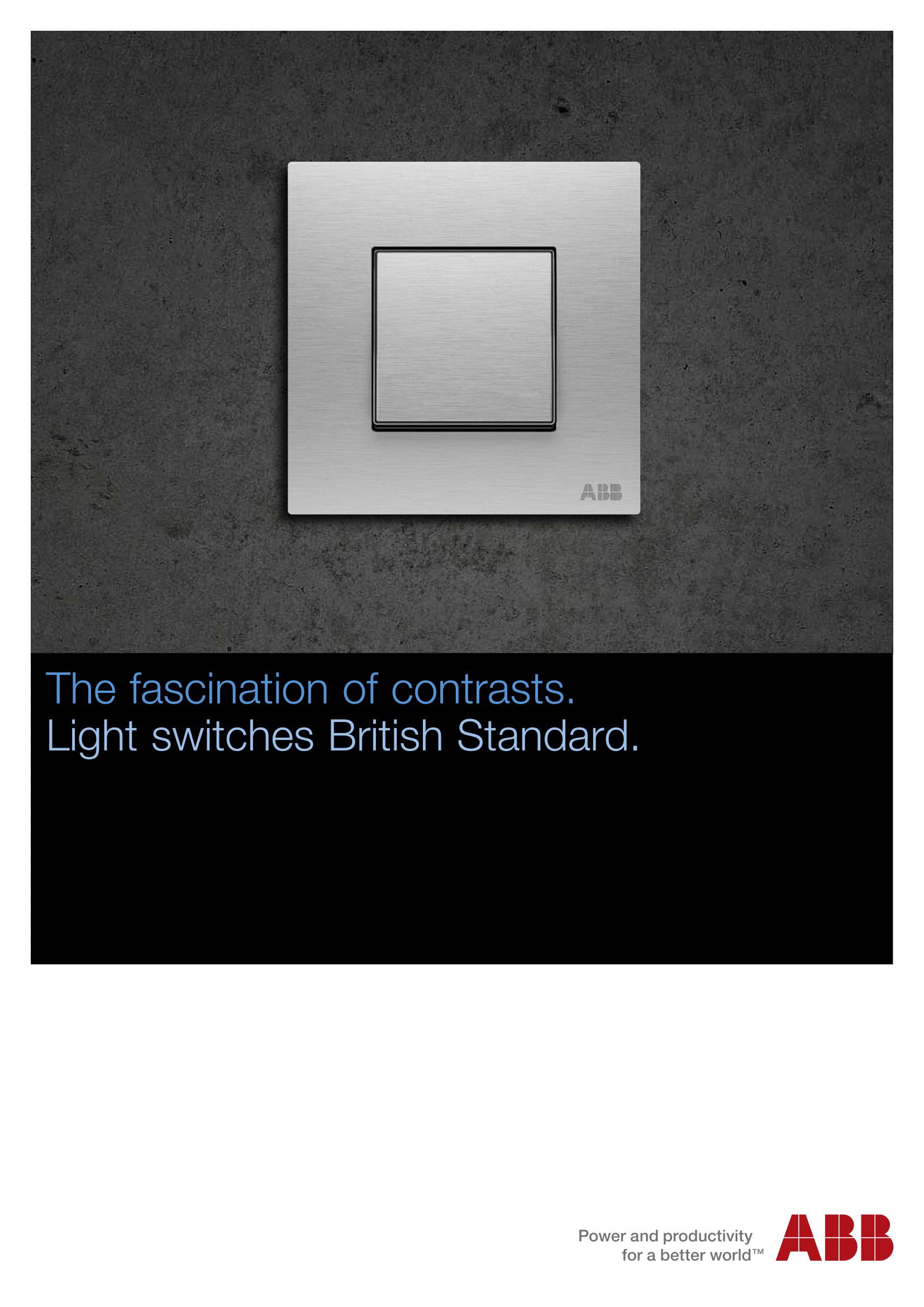 ABB BS Standard Catalogue
