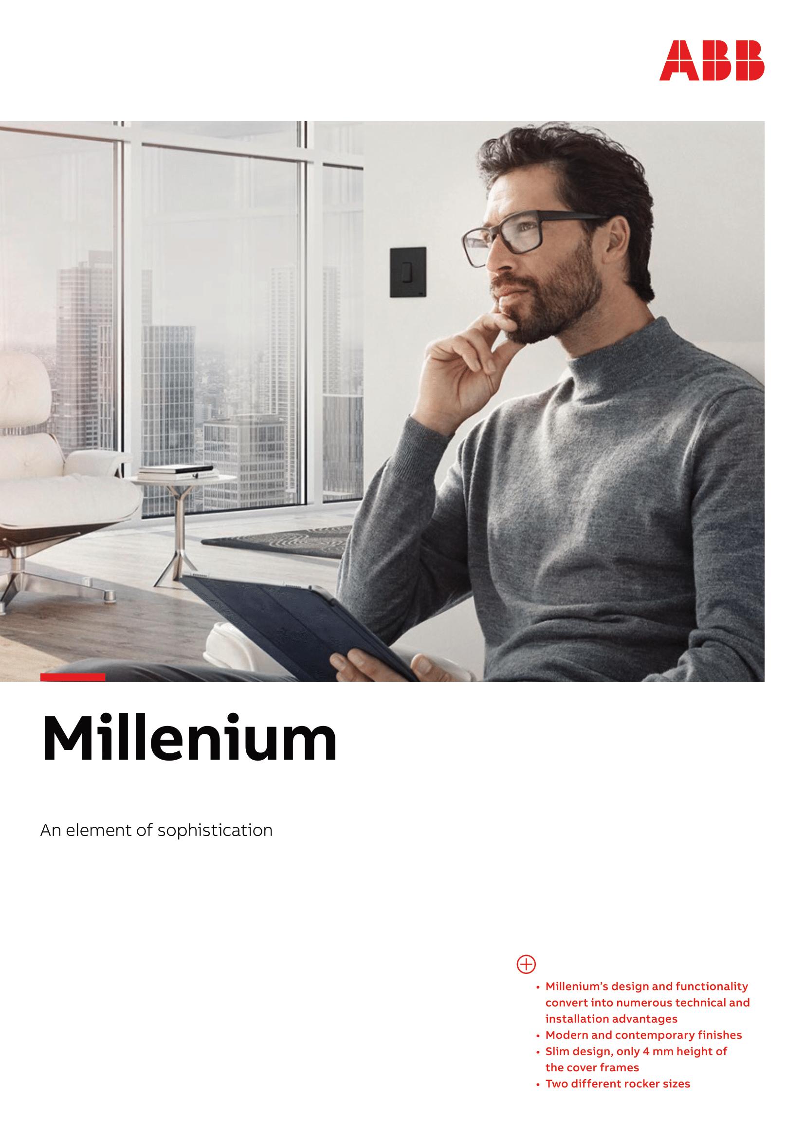 ABB Millenium Catalogue