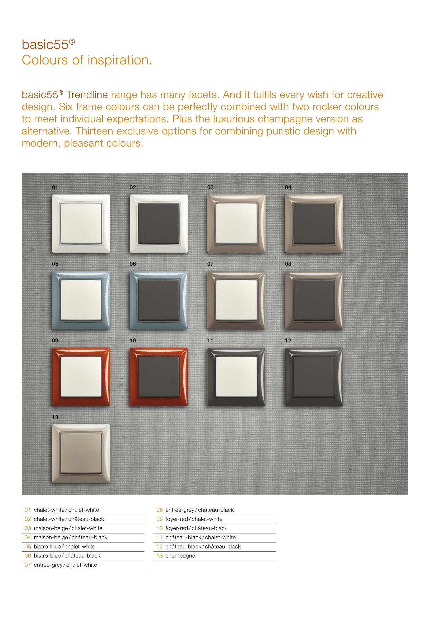ABB basic55® Leaflet