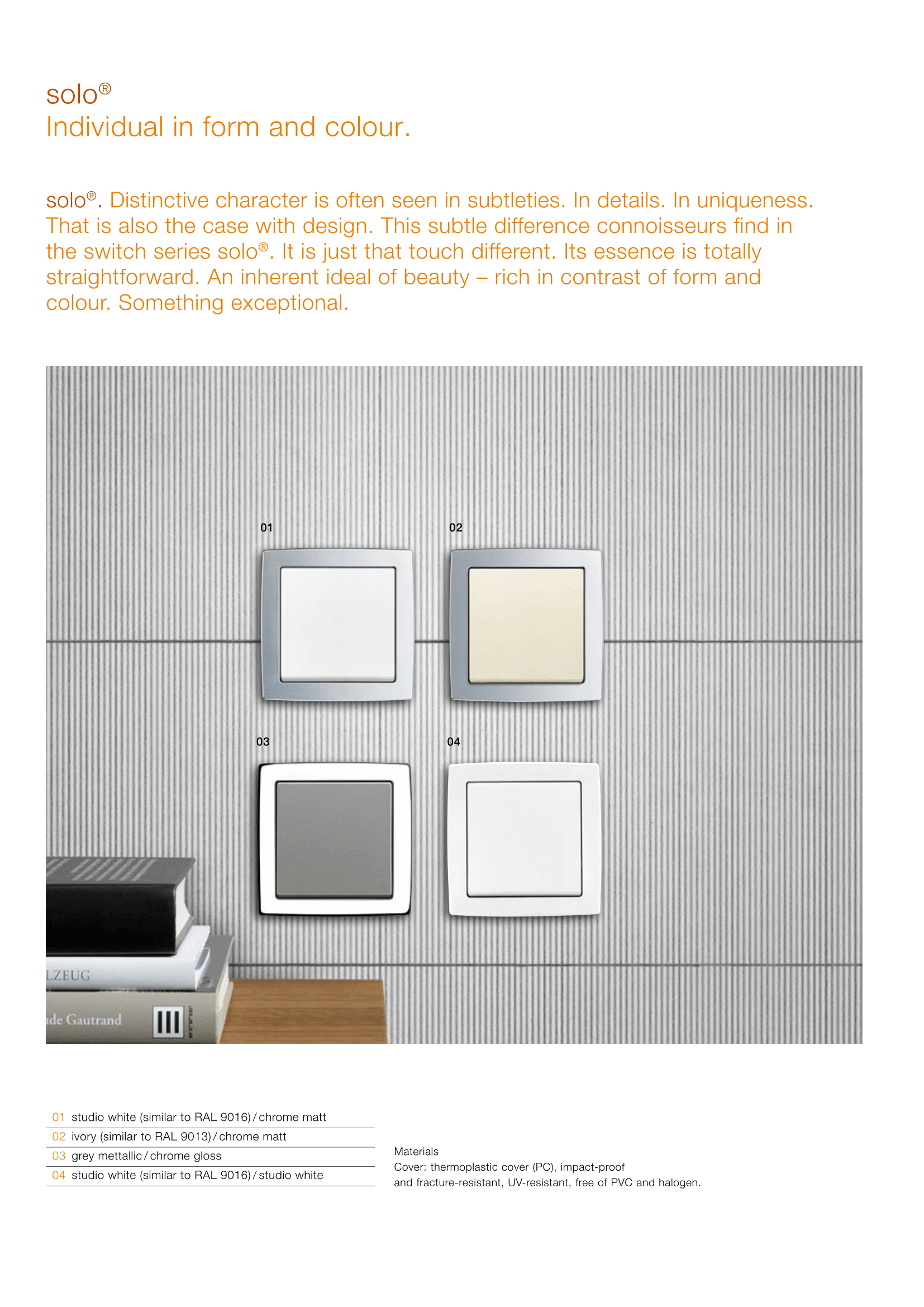 ABB solo® Leaflet