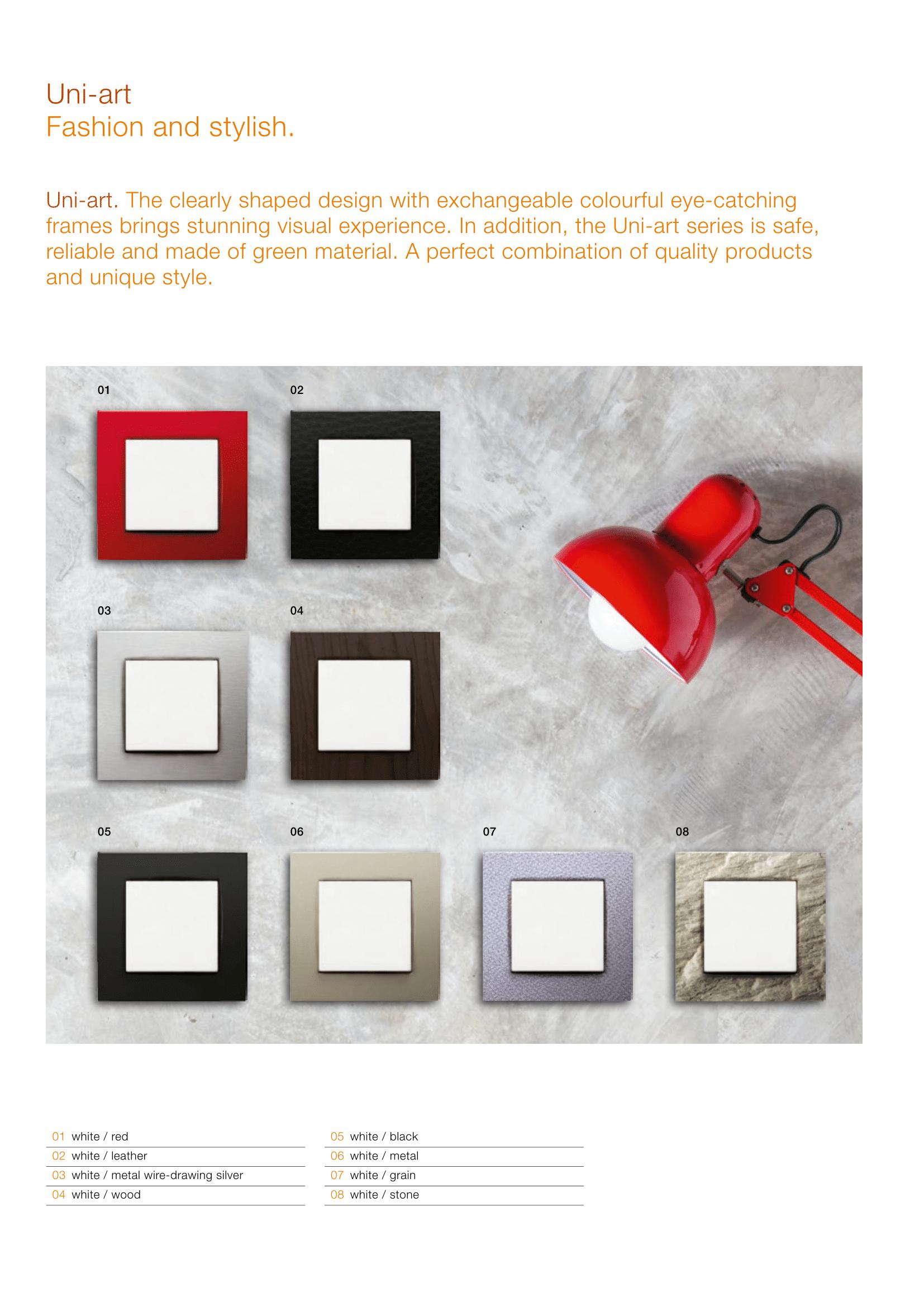 ABB Uni-art Leaflet
