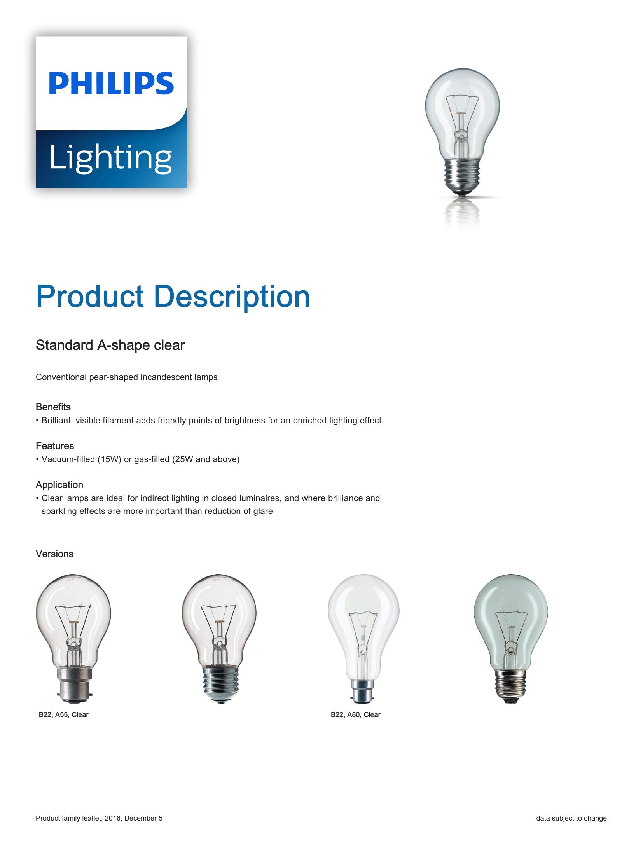 Philips GLS Brochure